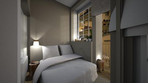 Casa291Bedroom - Modern - Bedroom - by nickynunes