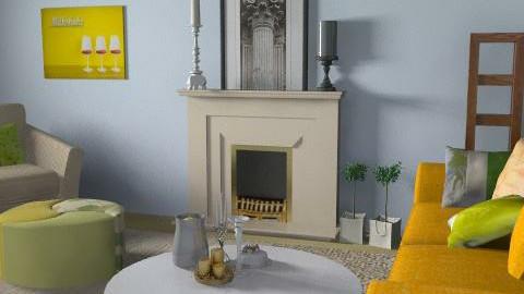 Etition - Retro - Living room - by Monalis