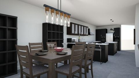Brener - Modern - Kitchen - by aliciasafdie