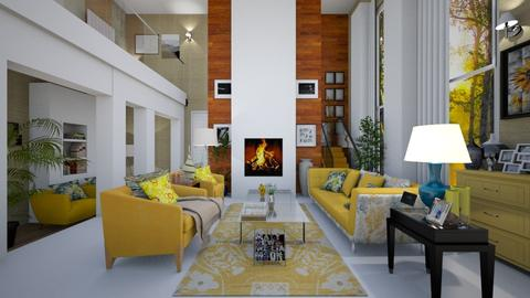 yellow - by elenamallett