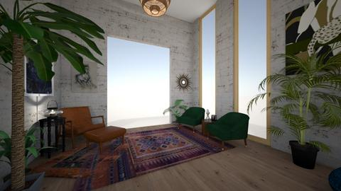 Canyon Contest 1 - Global - Living room - by Feediddy87