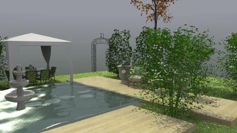 My nice garden - Country - Garden - by Emory