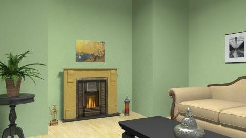 east meet west - Global - Living room - by Monalis