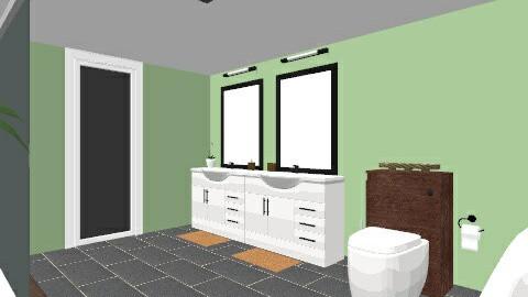 3D Design Test - Modern - Bathroom - by Angie Valazza