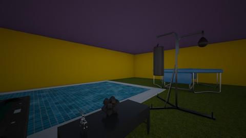 JON - Living room - by alumnes