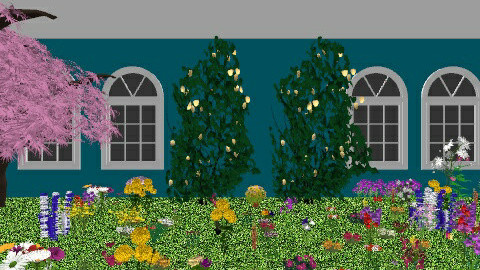 Moms Garden - Rustic - Garden - by tharphilliard