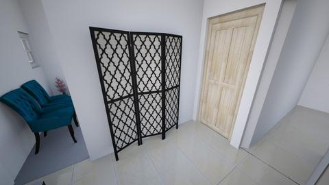 House Entrance 1 - by Sally Haridi