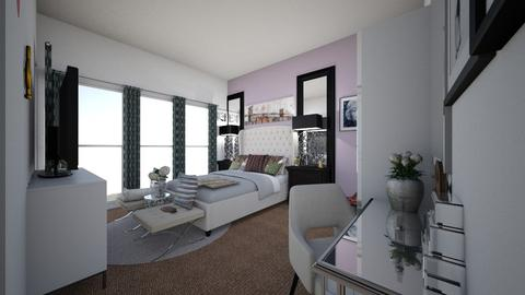dream2reality - Glamour - Bedroom - by Stephanie Felix