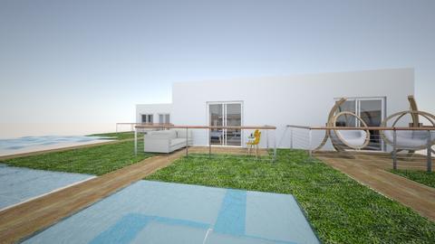 Resort Suite 4 outside - by averygrace06