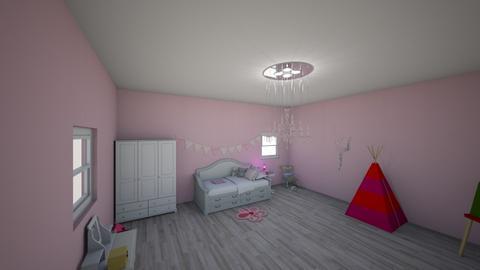 Toddler Girl Room - Kids room - by jpolio281