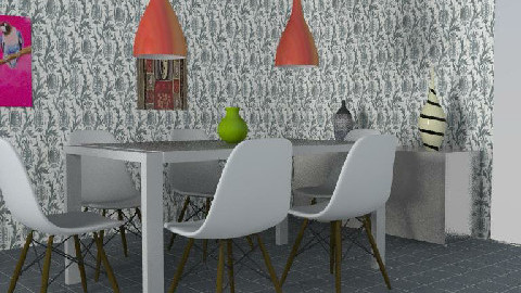 Dining1.4 - Dining Room - by fatbob