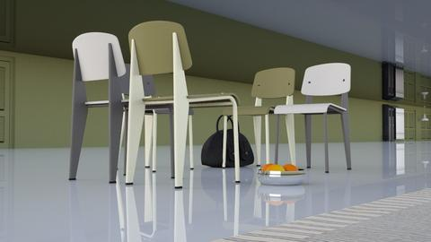 stilhed - Minimal - Office - by HenkRetro1960
