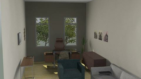 Broderick  - Minimal - Office - by bfelldc