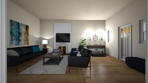 Baumann Family Room - by pammelin