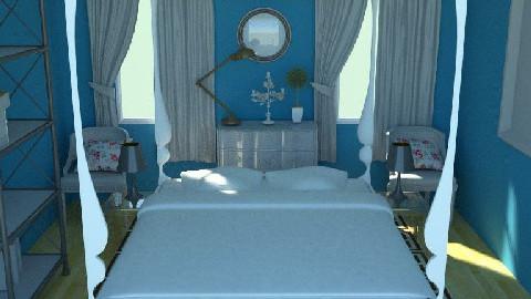Nest bedroom - Eclectic - Bedroom - by Mieke ten Have