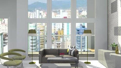 plant and moss products - Modern - Living room - by pia