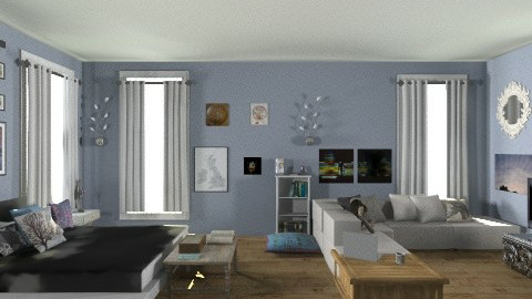 Keke - Bedroom - by Liz Davidson