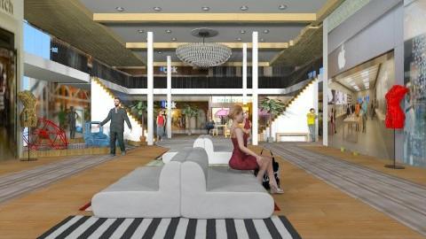 Mall - Modern - by mpy1999