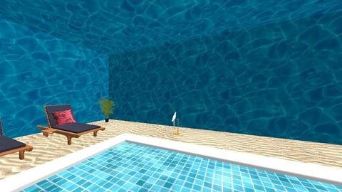 swiming pool HOT SUN - Garden - by em2