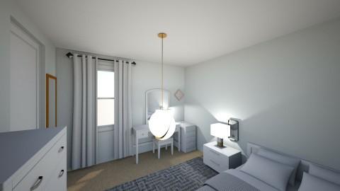 Dream Bedroom - Modern - Bedroom - by twagner