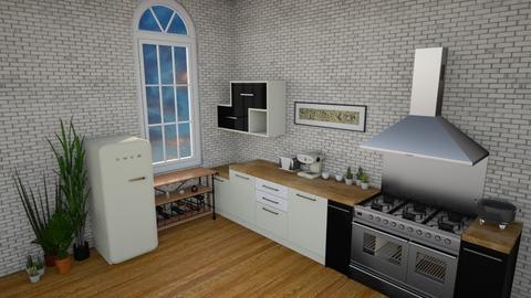 idk - Kitchen - by Valerie Meiner