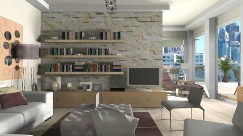 Laura - Modern - Living room - by julija
