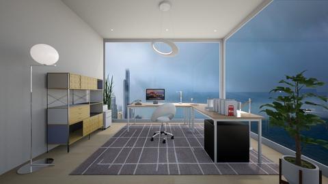 Mod Dezign Office  - Office - by Sanja S