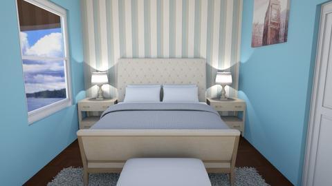 guest room - Bedroom - by sonakshirawat175