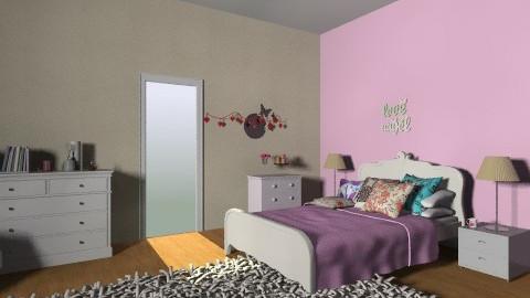 BethanyMota inspired room - by Lola99