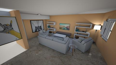 New Living Room - Living room - by nando6713