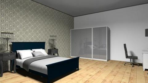 Bedroom  - Bedroom - by Georgia Lee