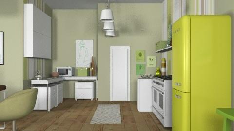 kitchen test - by chelseajade