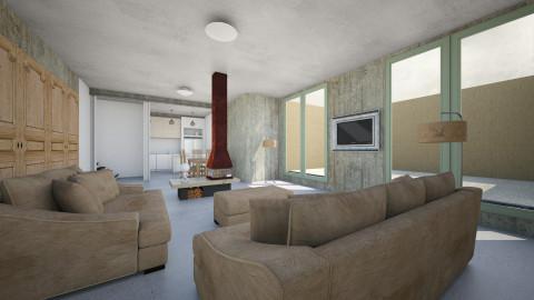 Neutral minimalism - Minimal - by mrschicken