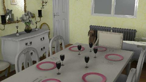 classic dinning II - Classic - by sephara