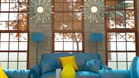 horizon - Classic - Living room - by nithiaChackochen