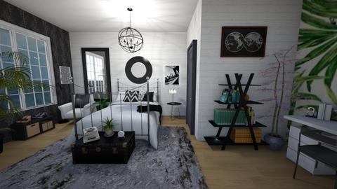 bbww - Bedroom - by dena15