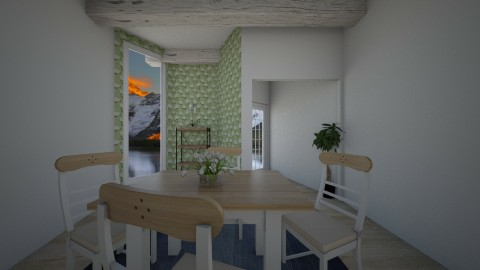 creatie - Dining room - by jytte