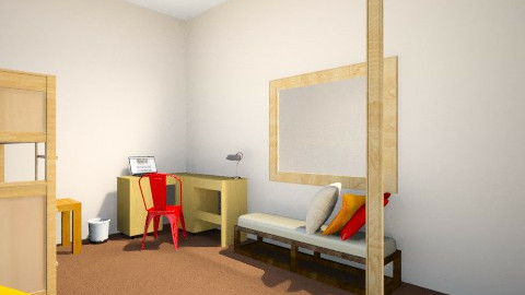 paiges new room - Vintage - Bedroom - by pjbj