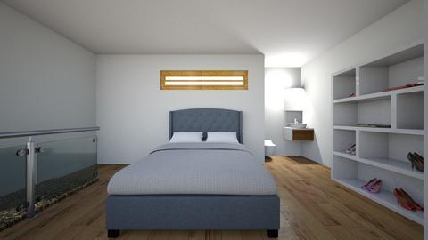 Sala Habitacion - Classic - Bedroom - by Leonardo15