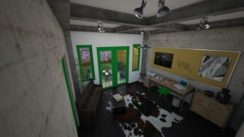 The Green Door - by EmperorRainbow
