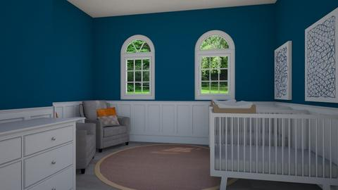 4 - Kids room - by Katie Whitley