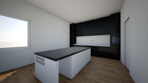 zwerfvelden - Kitchen - by svdw91