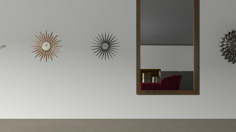 Reed Rains - Modern/Contemporary  pia - Modern - Living room - by pia