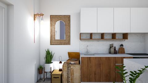 beach house 123456 - Kitchen - by tonirsweet