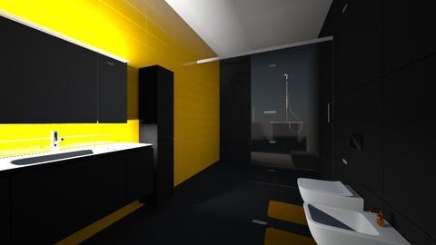 koupelna - Modern - Bathroom - by Hanulka 1