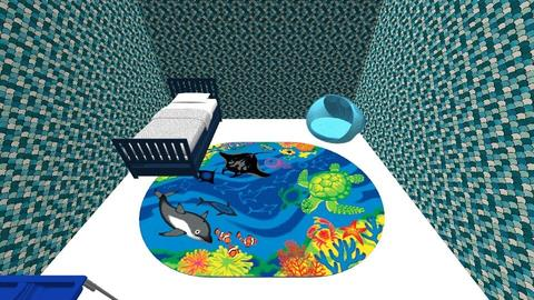 Sea - Kids room - by Jarnold933