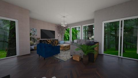living  - Living room - by TRMVM