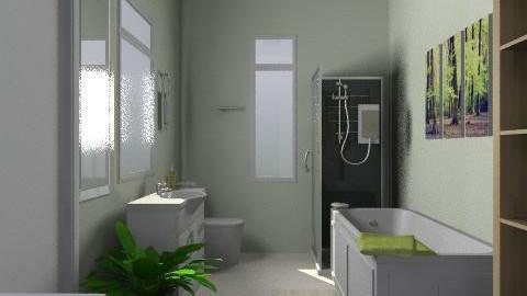 Wyuna2 - Country - Bathroom - by Wyuna