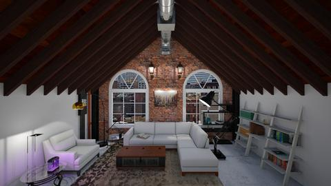 living indi - Eclectic - Living room - by Daniel Brien