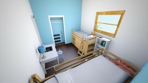 2k_reading nook_closet - Kids room - by Jayna1